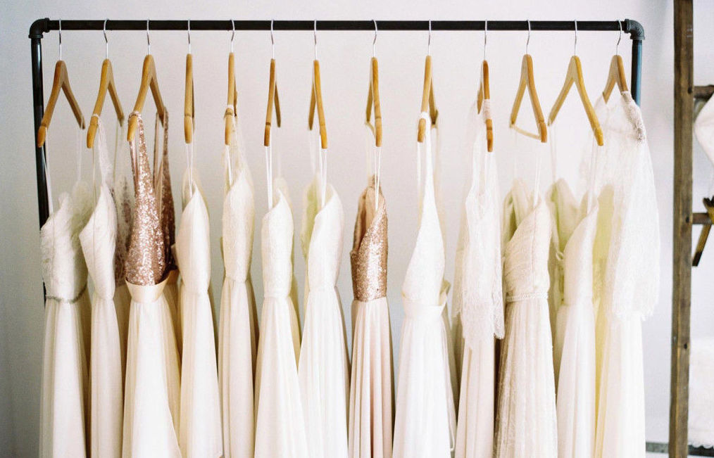 Alquiler vestidos de novia en Málaga