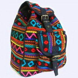 Bonitas mochilas de Nepal