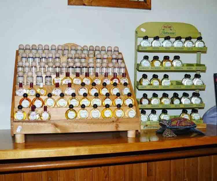 Productos para terapias naturales en Villanueva de Castellón