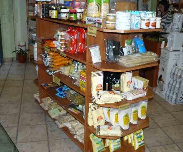 Productos alimenticios naturales en Villanueva de Castellón