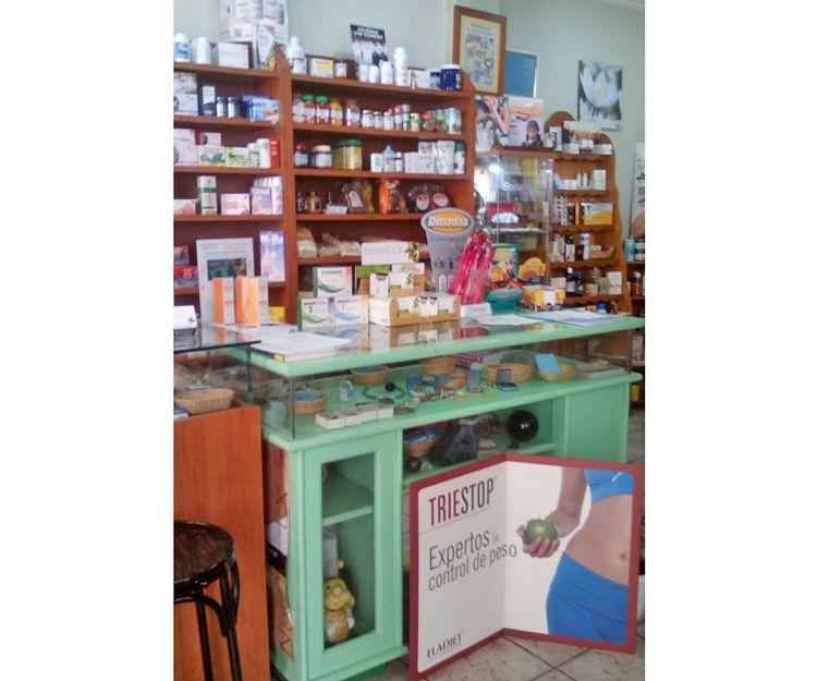 Productos naturales en Villanueva de Castellón