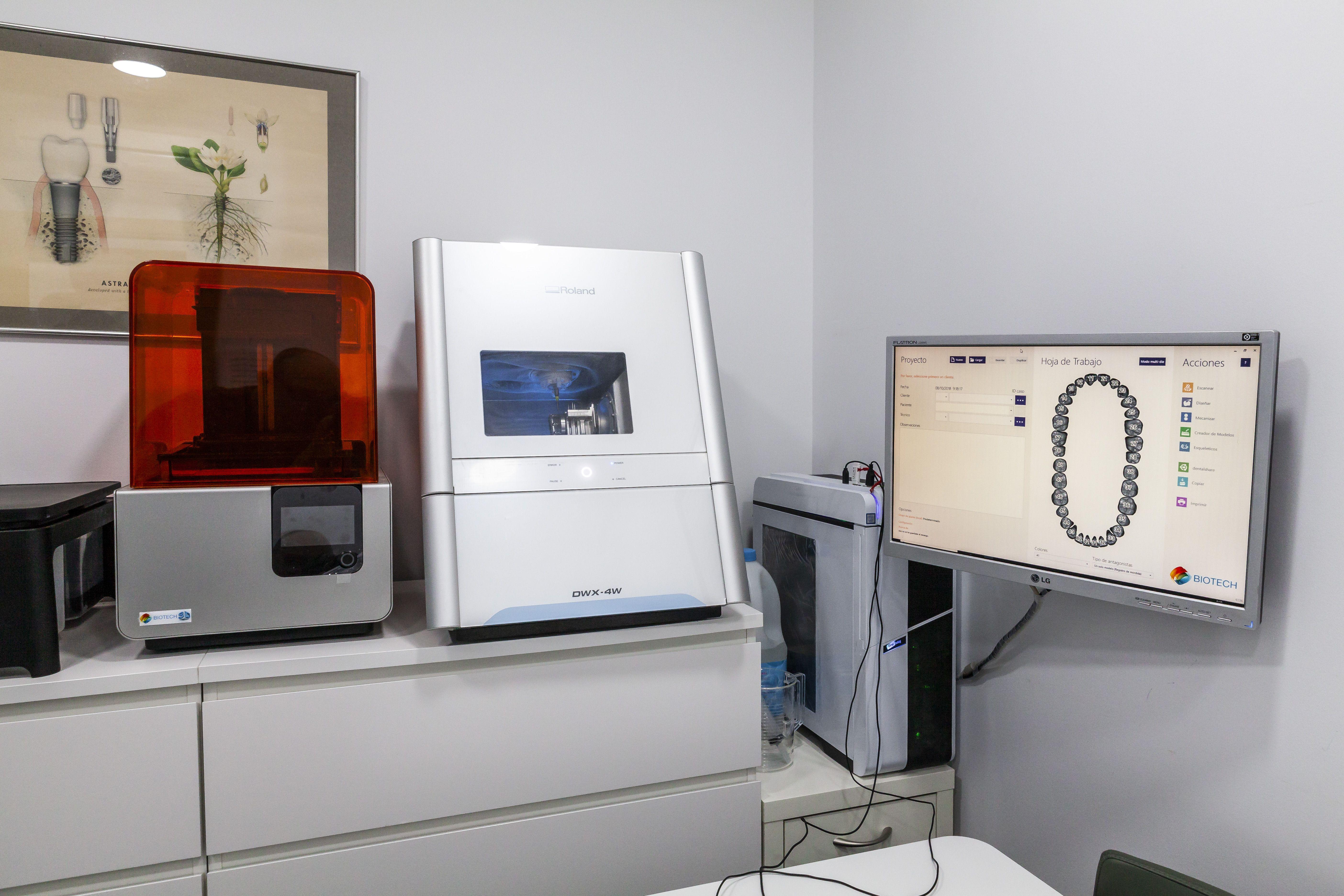 Aparatología dental Centro de Estética Dental Innova