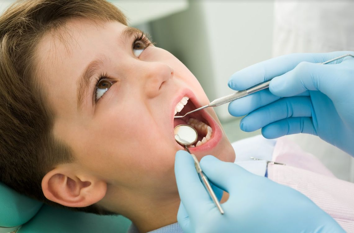 Odontopediatría: Servicios especializados de Centro Estético Dental García Marí Tenerife