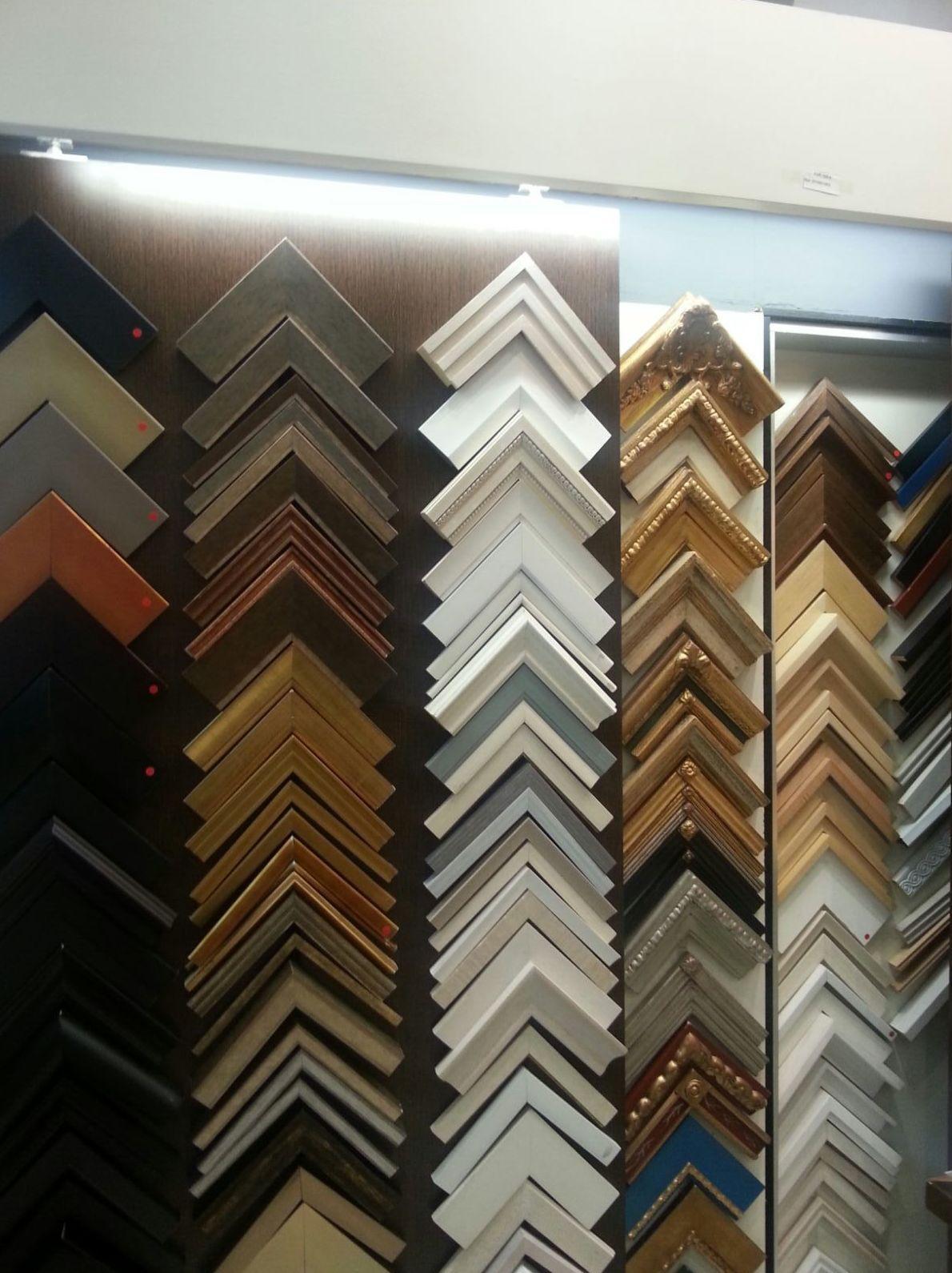 Molduras para marcos de cuadros en Arturo Soria: 4 Ingletes Arturo Soria