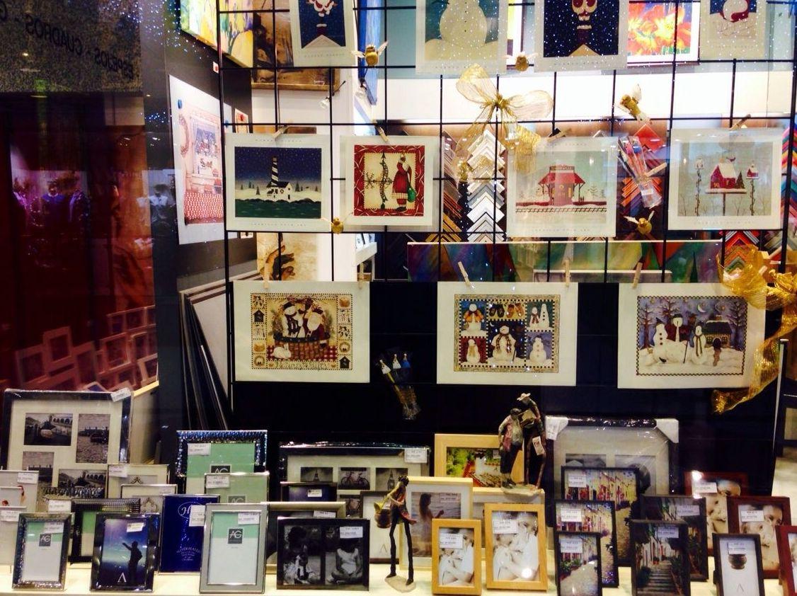 Venta de portafotos y complementos : Servicios   de 4 Ingletes Arturo Soria