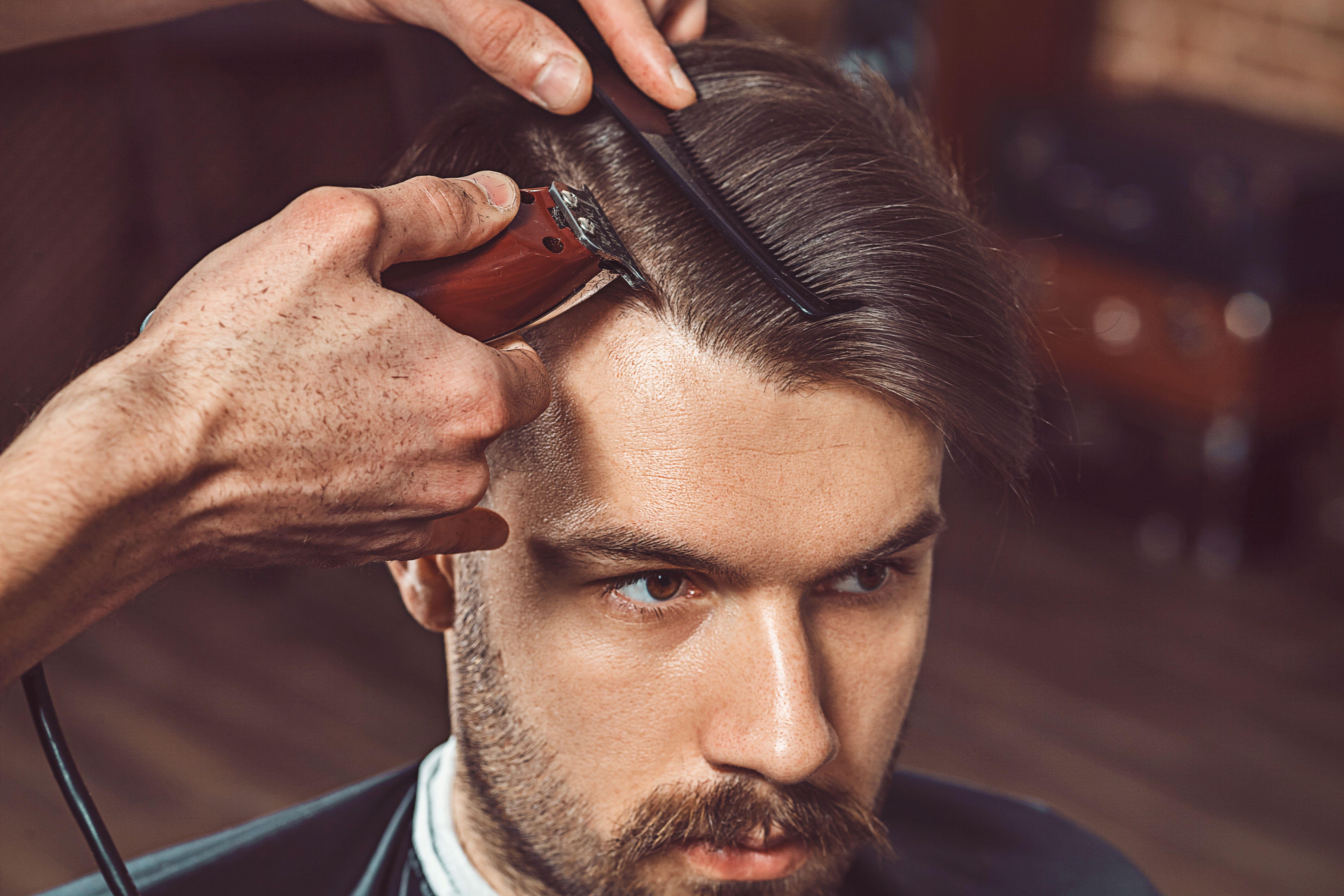 Corte de pelo: SERVICIOS de Bearbero Huertas