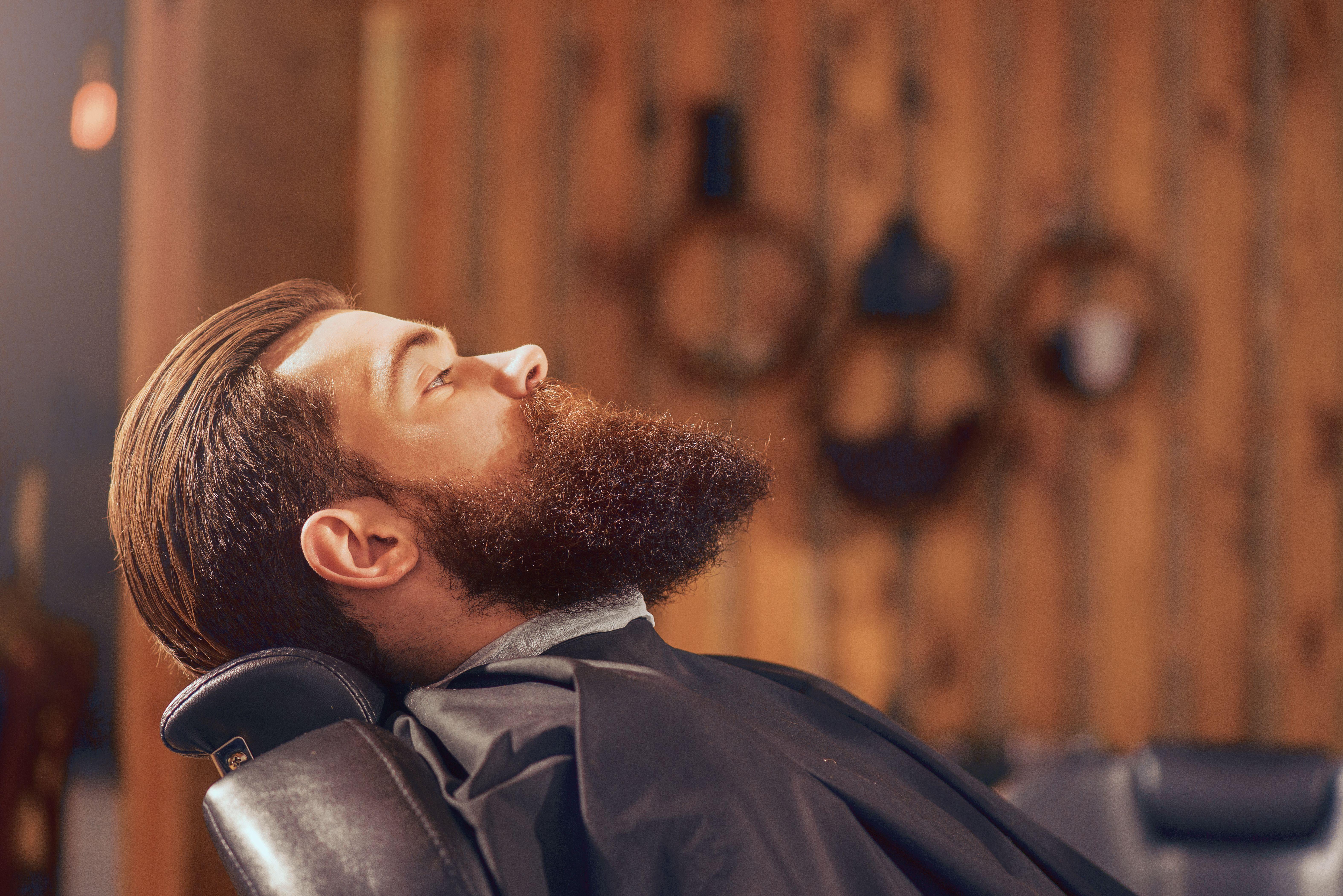 Color de barba o pelo: SERVICIOS de Bearbero Huertas