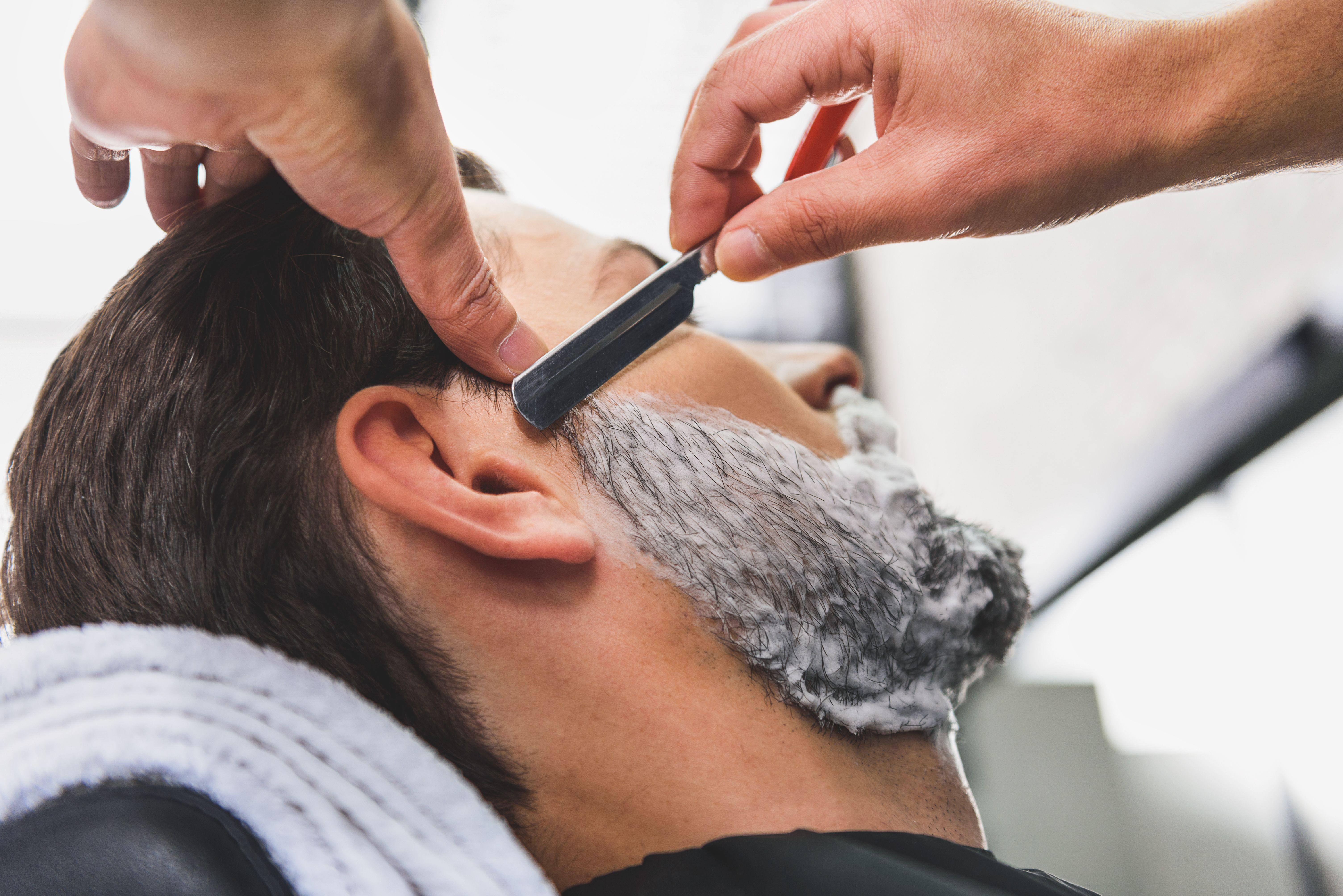 Afeitado de barba: SERVICIOS de Bearbero Huertas