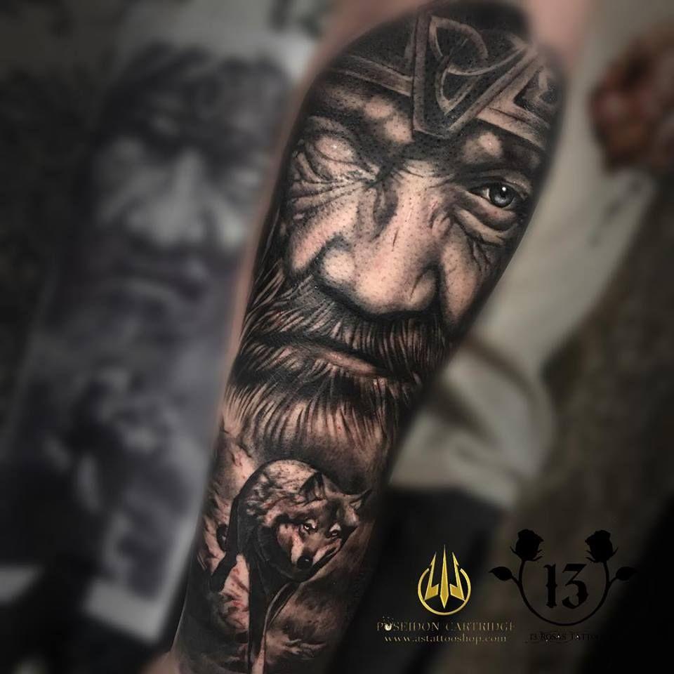 Expertos en tatuajes realistas en Zaragoza