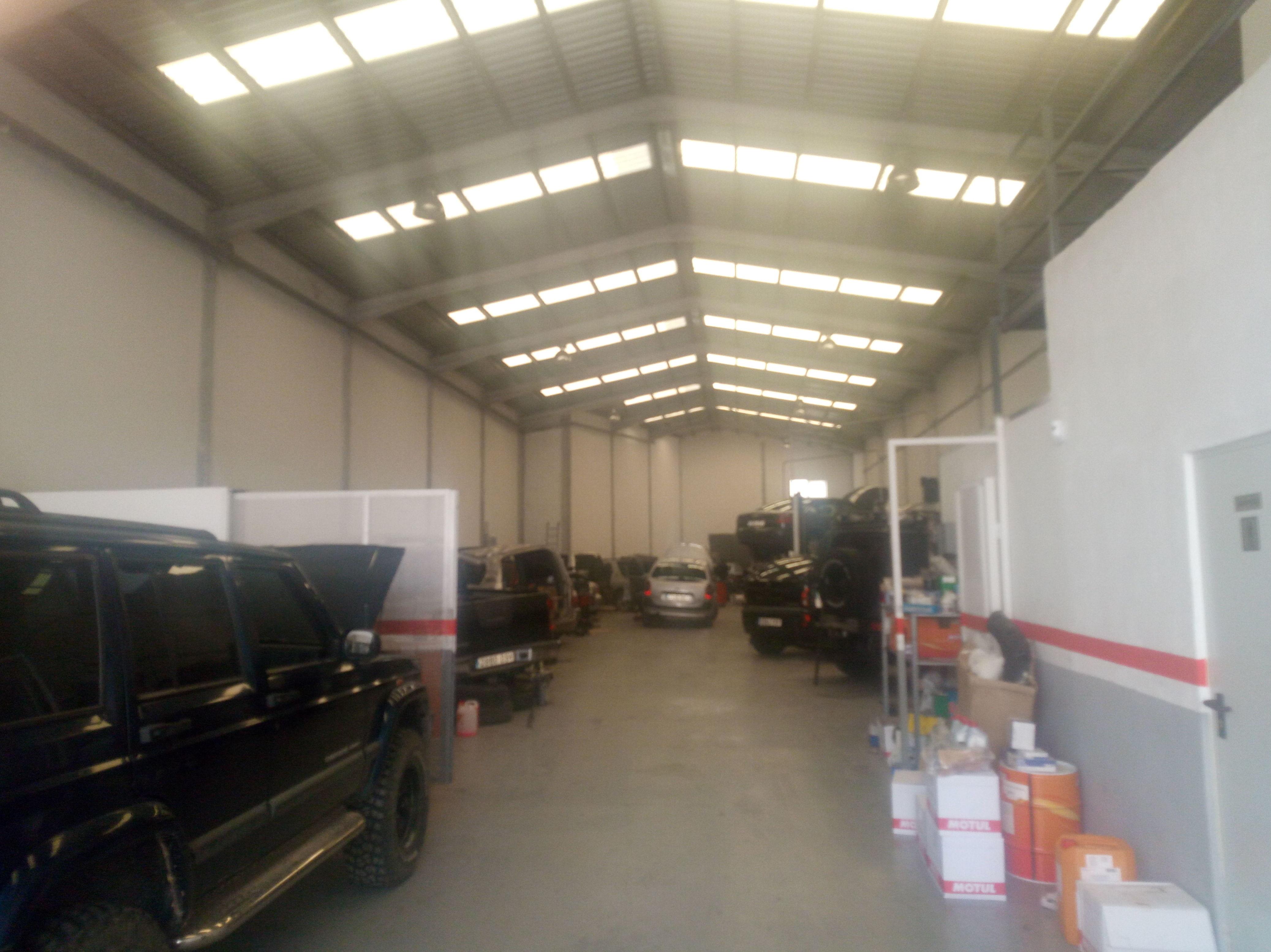 Mecánicos especialistas en vehículos 4x4 en Valencia