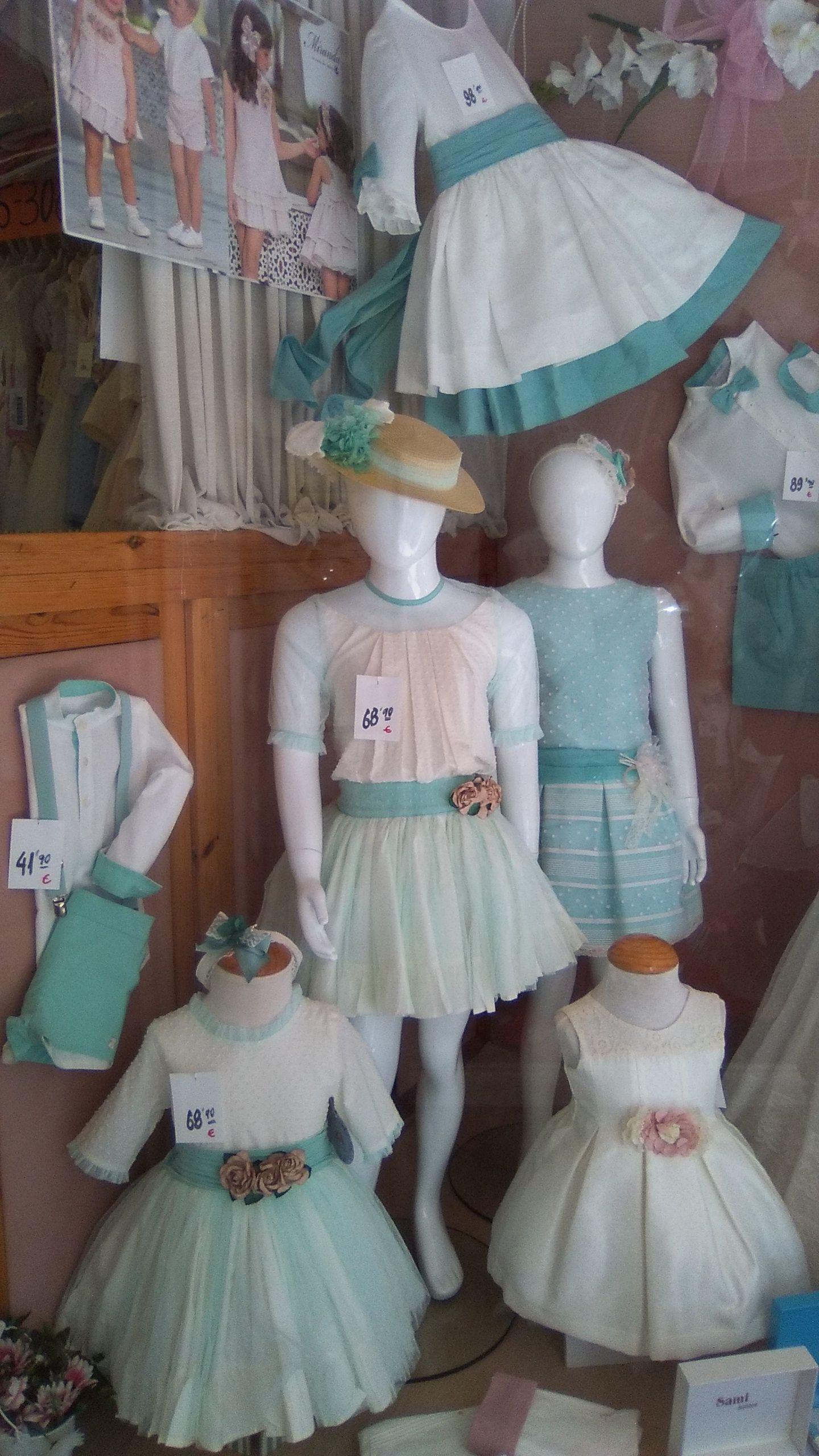 Foto 18 de Moda infantil para niños y niñas en Málaga | Anasu