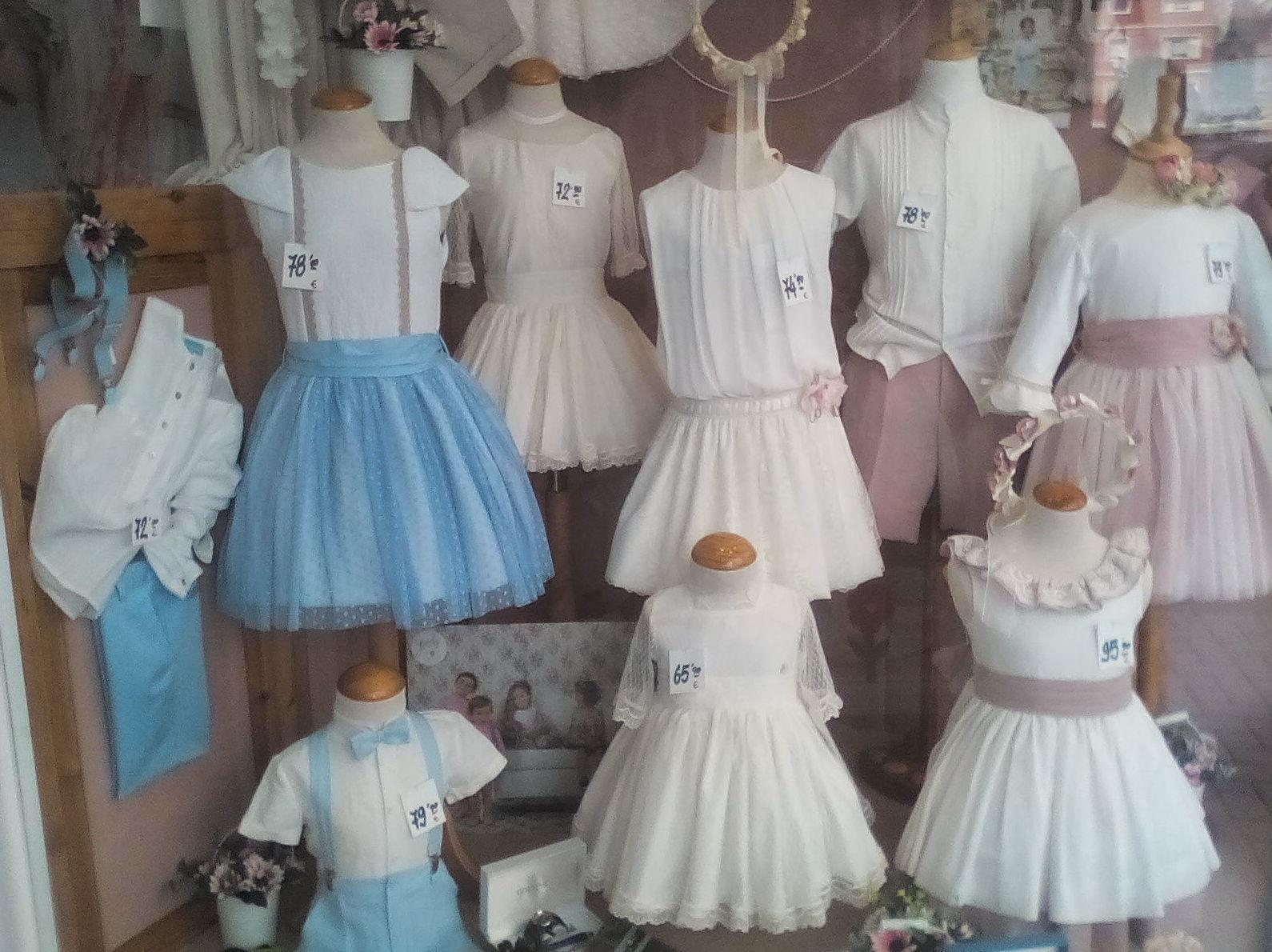 Foto 2 de Moda infantil para niños y niñas en Málaga | Anasu