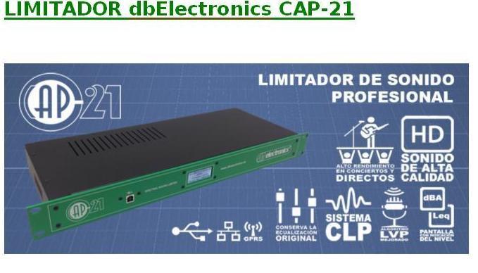 Limitadores de sonido : Productos y servicios   de Spl-acústica ambiental S.L