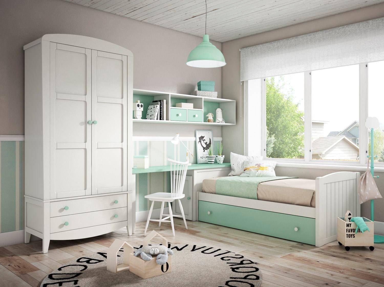 ¡Los dormitorios infantiles más bonitos!