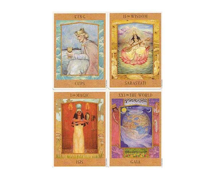 Tarot cuatro diosas en Madrid