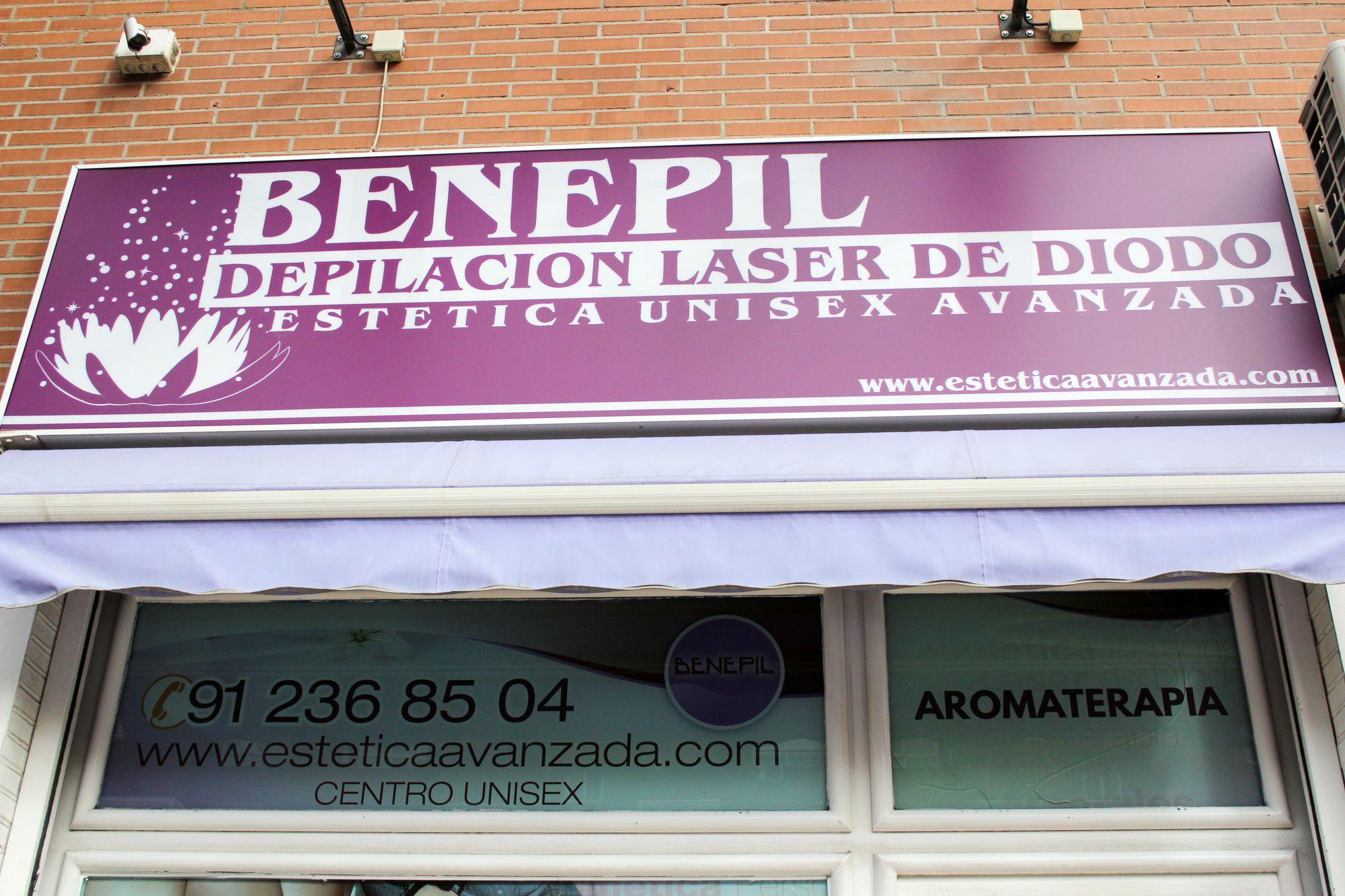 Foto 2 de Centro de estética en  | Benepil