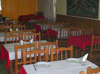 Menú diario : Instalaciones y servicios de El Viejo Galeón