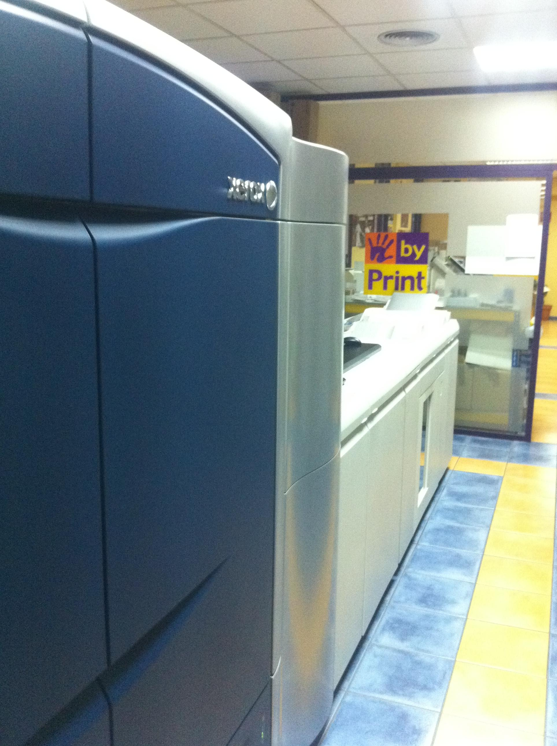 xerox 1000 \u002D imprenta alta resolución \u002D byPrint Madrid