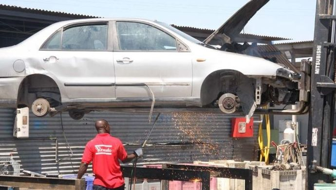 Despiece de Vehiculos en Murcia. Envíos a toda España