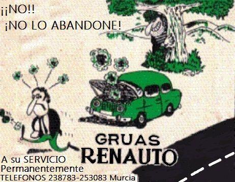 Publicidad Renauto año 1979