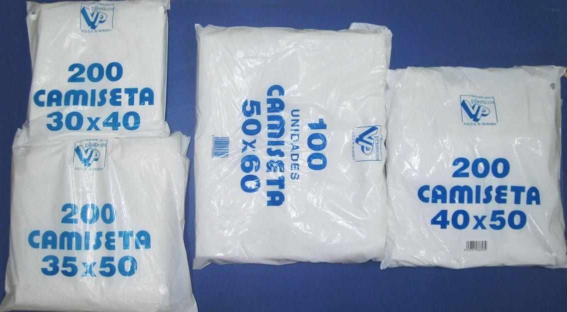 Fabricante de bolsas de camiseta personalizadas en Valencia