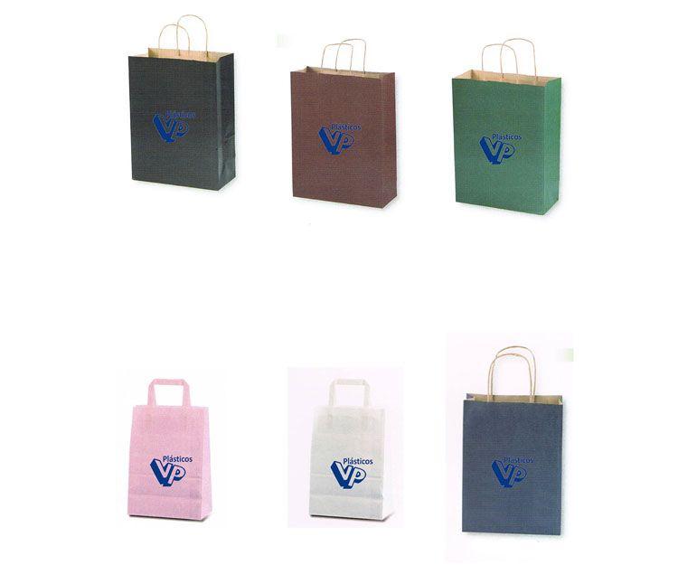 Bolsas de papel impresas en Valencia