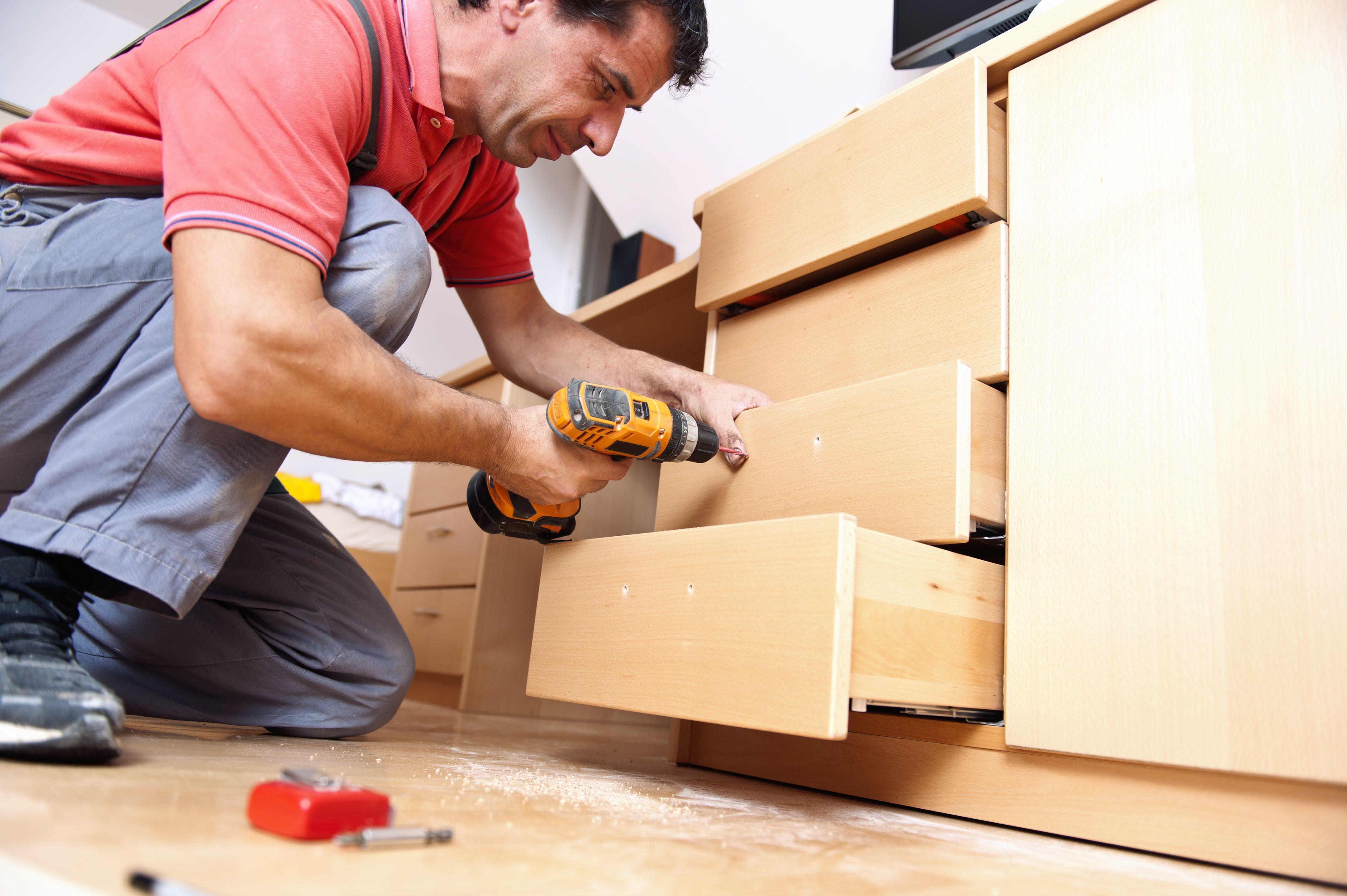 Montaje y desmontaje de muebles: Servicios de Mudances MD