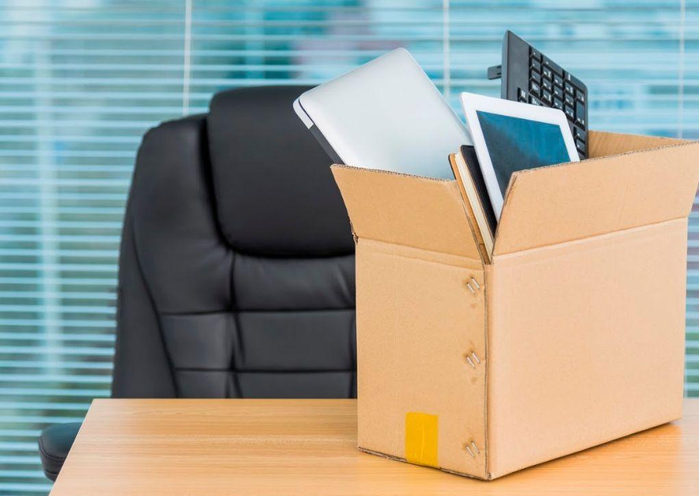 Traslado de oficinas: Servicios de Mudances MD