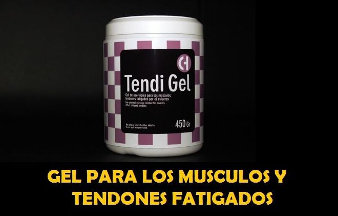 Gel para músculos y tendones fatigados en Fuenlabrada