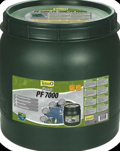 Filtro para estanque Tetrapond 7000