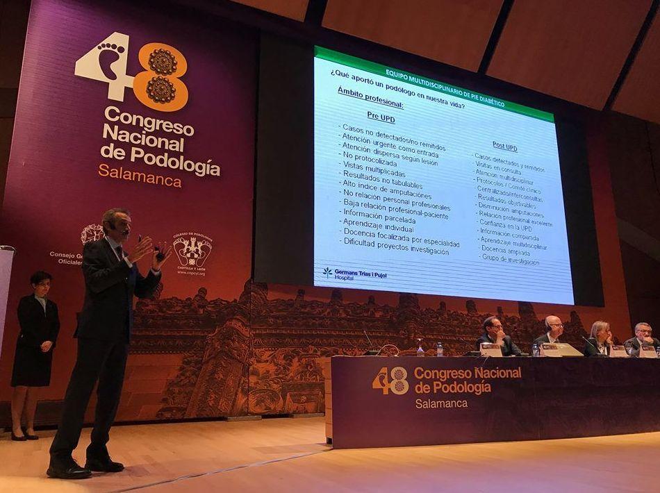 48 Congreso Nacional de Podología