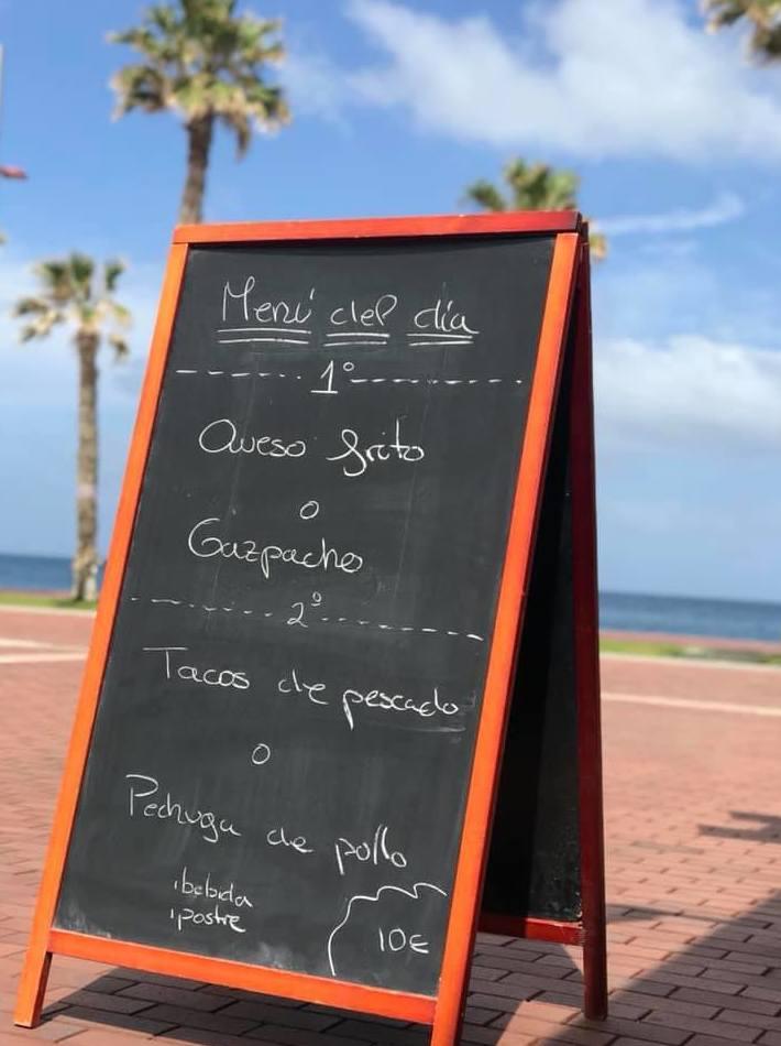 Menú del día. La Otra Punta , tu restaurante!