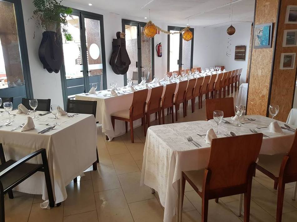 Restaurante para eventos en la Playa de Las Canteras. Las Palmas.