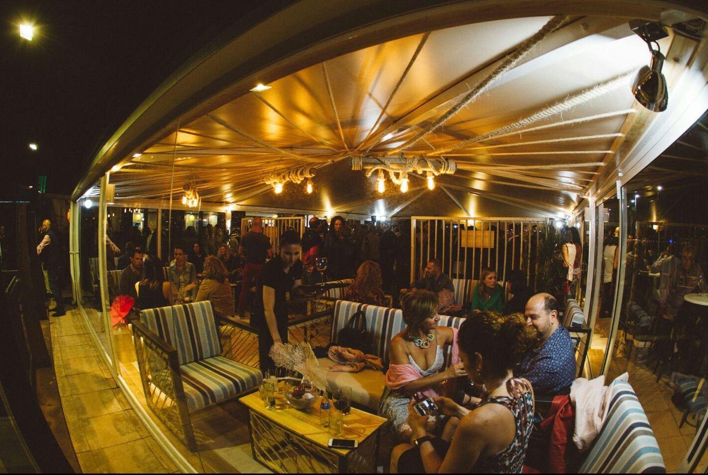 Bar de copas en Las Palmas