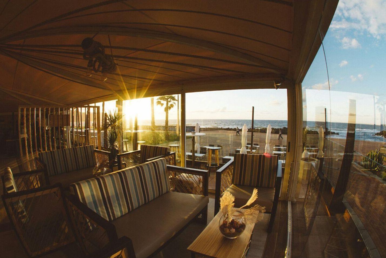 Restaurante en primera línea de playa en Las Palmas de Gran Canaria