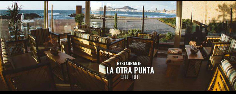 Restaurante con zona chill out en Las Palmas de Gran Canaria