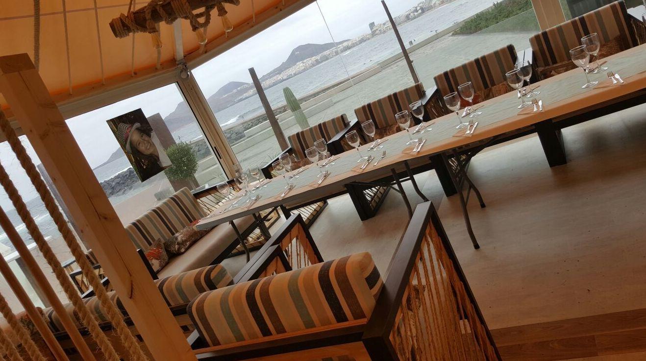 Buen restaurante en Las Palmas de Gran Canaria