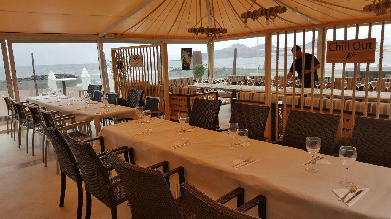 Restaurante para celebraciones en Las Palmas de Gran Canaria
