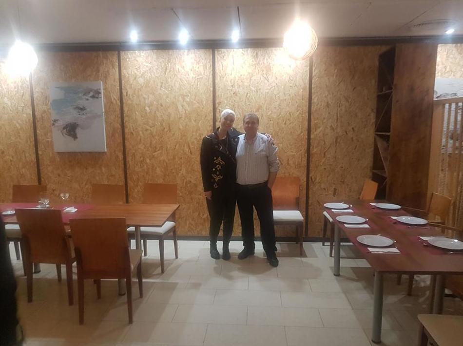 La Otra Punta agregó 4 fotos nuevas. 12 de diciembre de 2017 ·  La cantante de fado portuguesa Mariza visitó nuestro restaurante después de su espléndido en el auditorio Alfredo Kraus