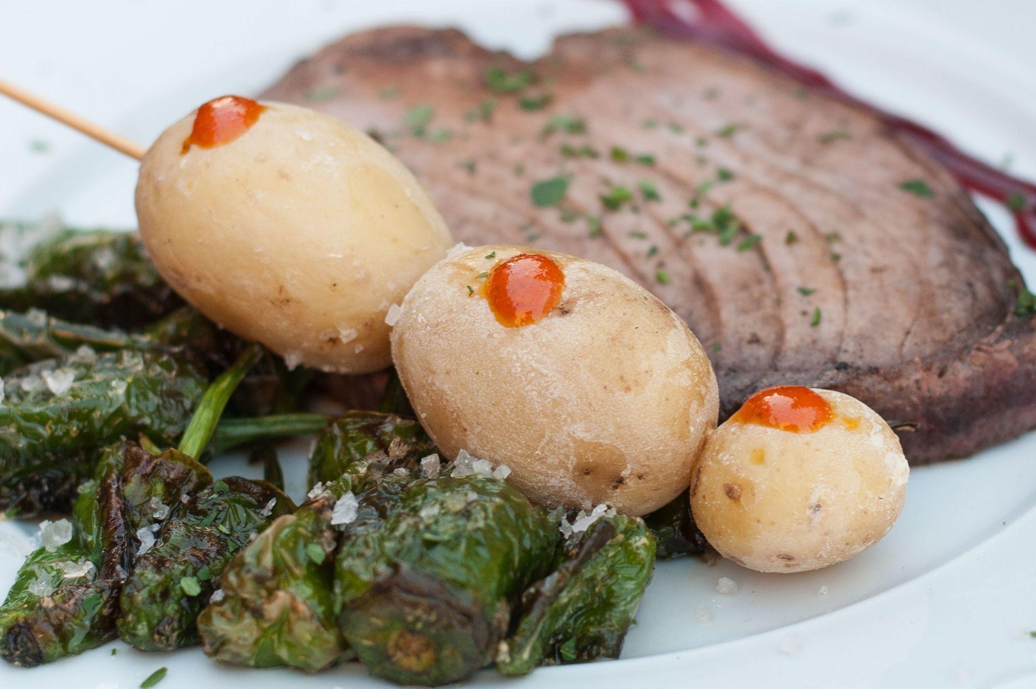 Cocina canaria con toques gourmet