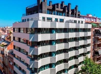Edificio Aribau, Barcelona