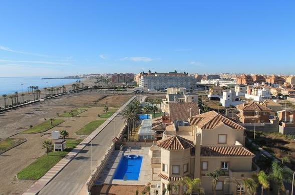 Viviendas de obra nueva en Roquetas de Mar (Almería)