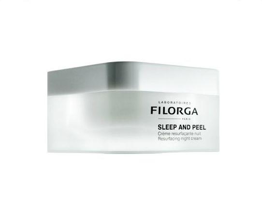 Sleep and peel de Filorga