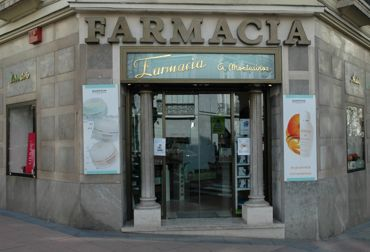 Farmacia 12 horas Barrio de Salamanca, Madrid