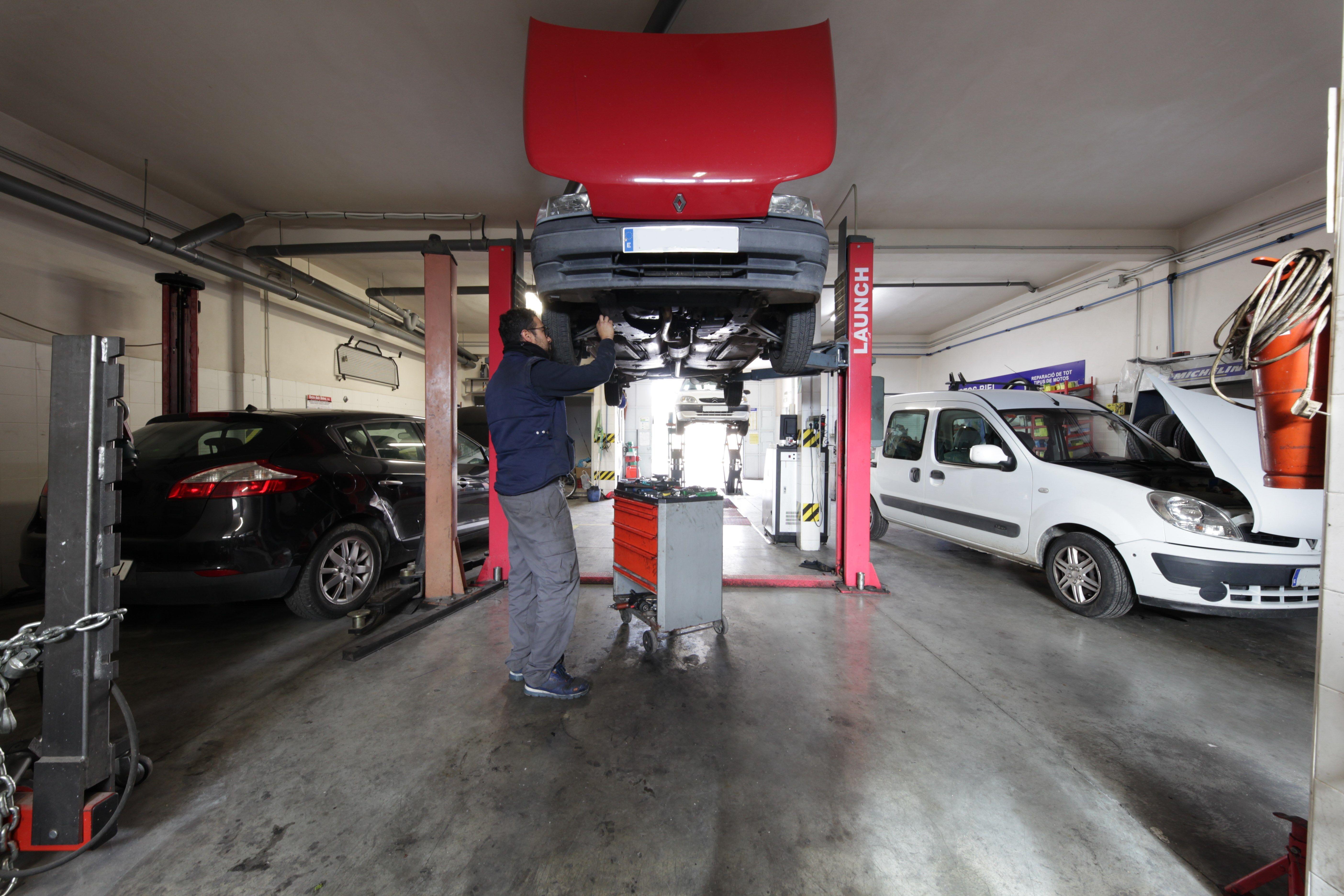 En Talleres Biel ofrecemos servicio rápido y profesional