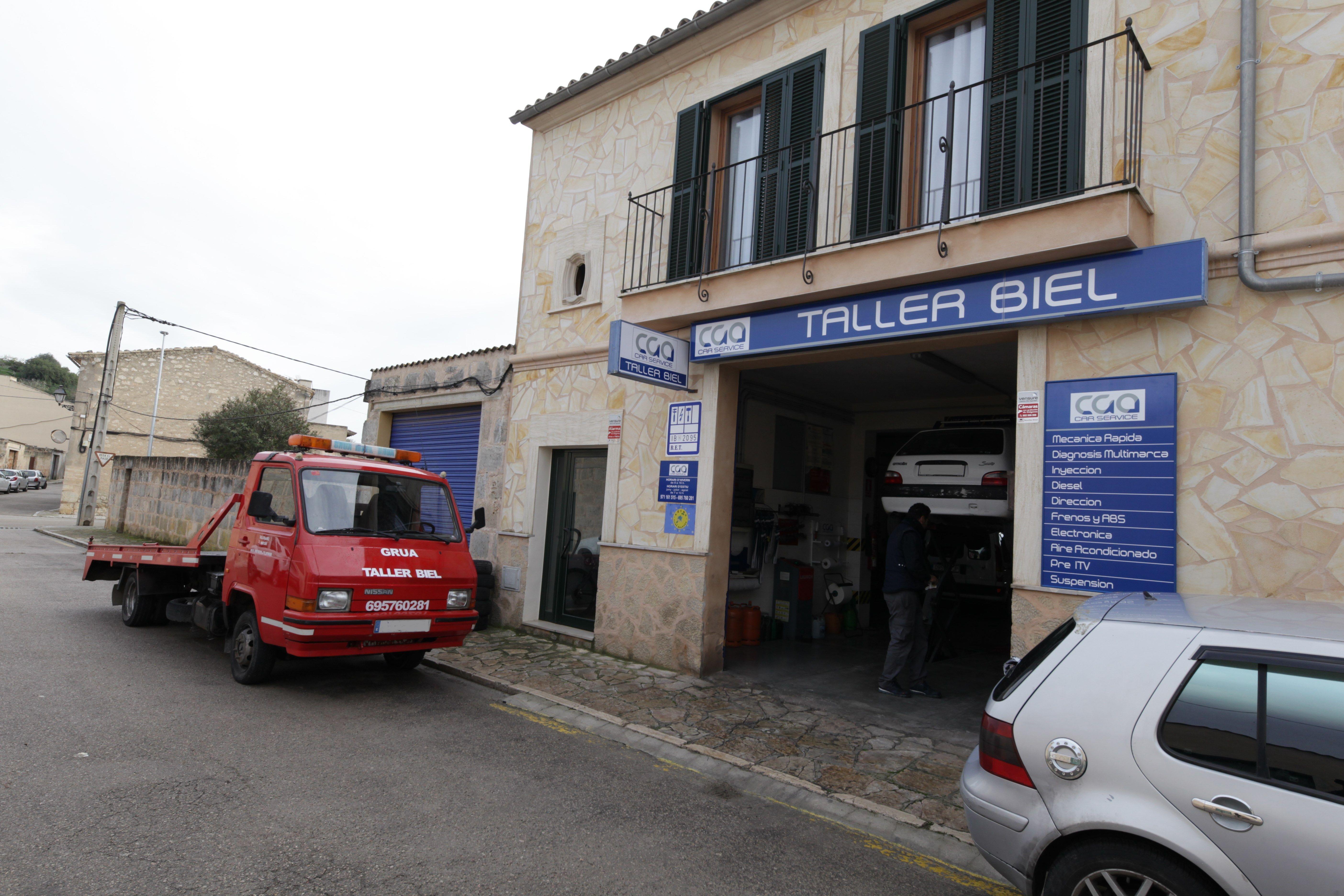 Tu taller de confianza en Mallorca