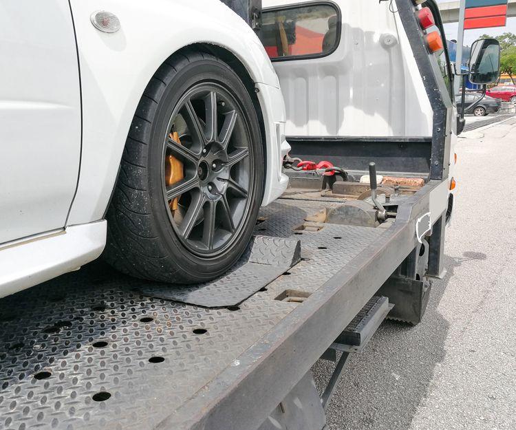 Asistencia en carretera en Mallorca