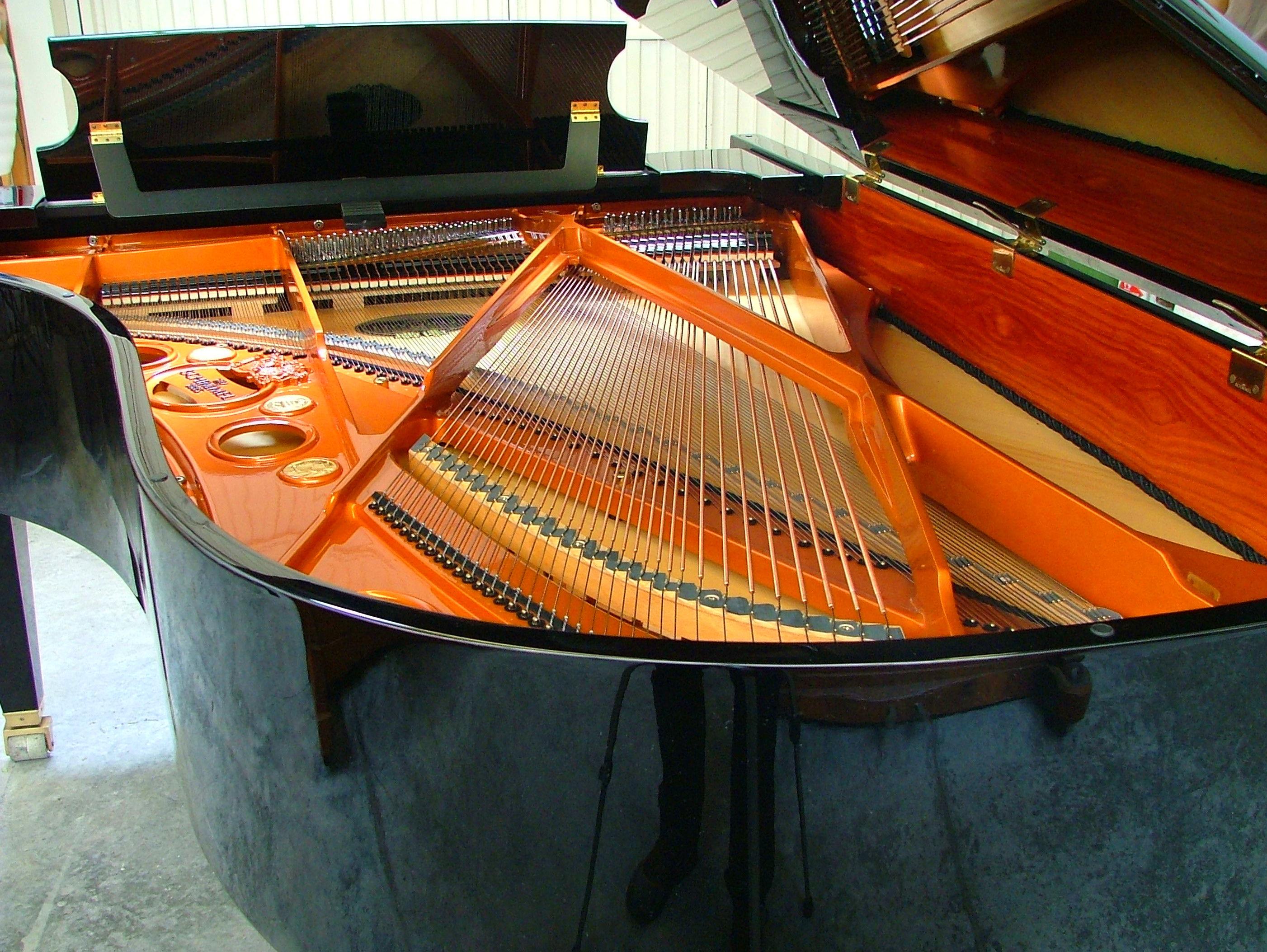 Foto 2 de Instrumentos de música en Aya | La Galería del Piano