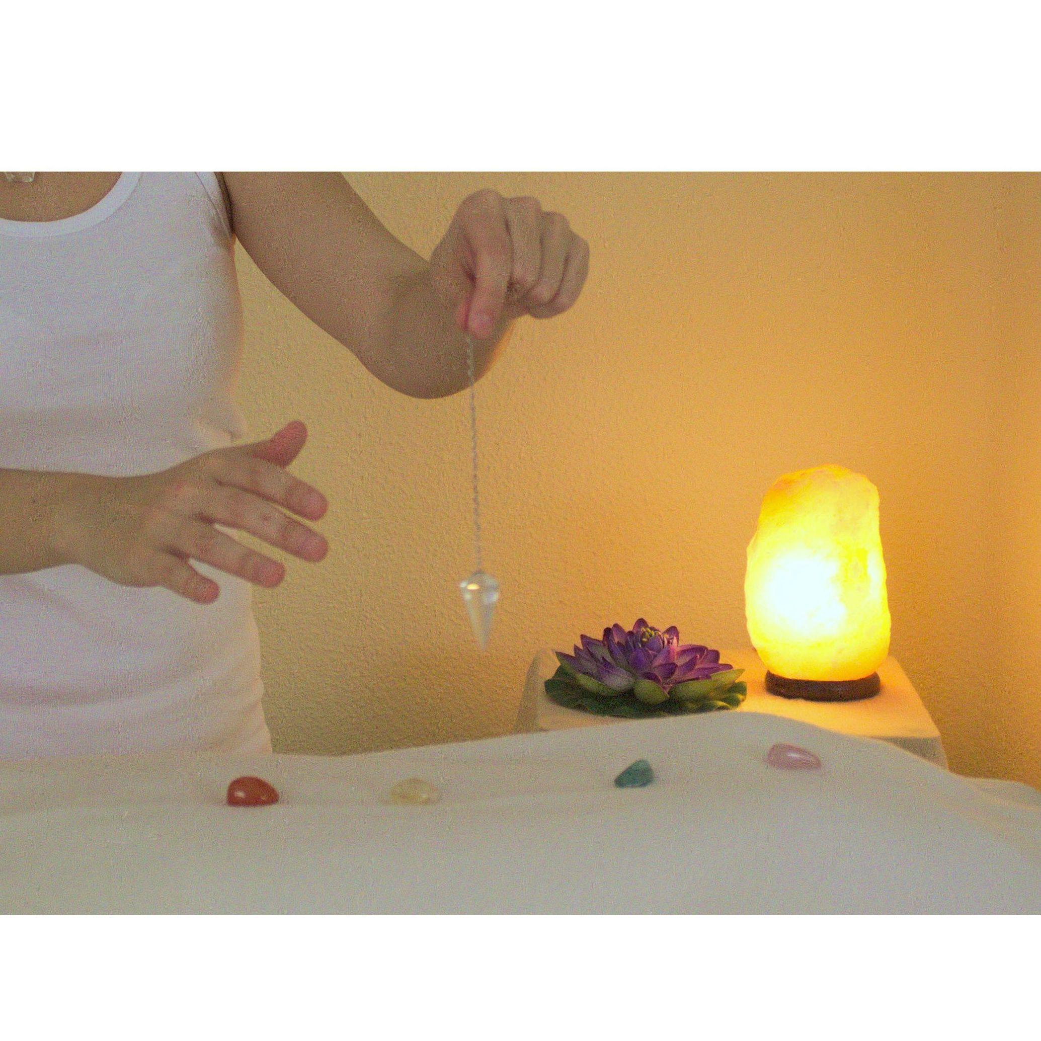 Test energético y equilibrado de chakras: Terapias de Yanara