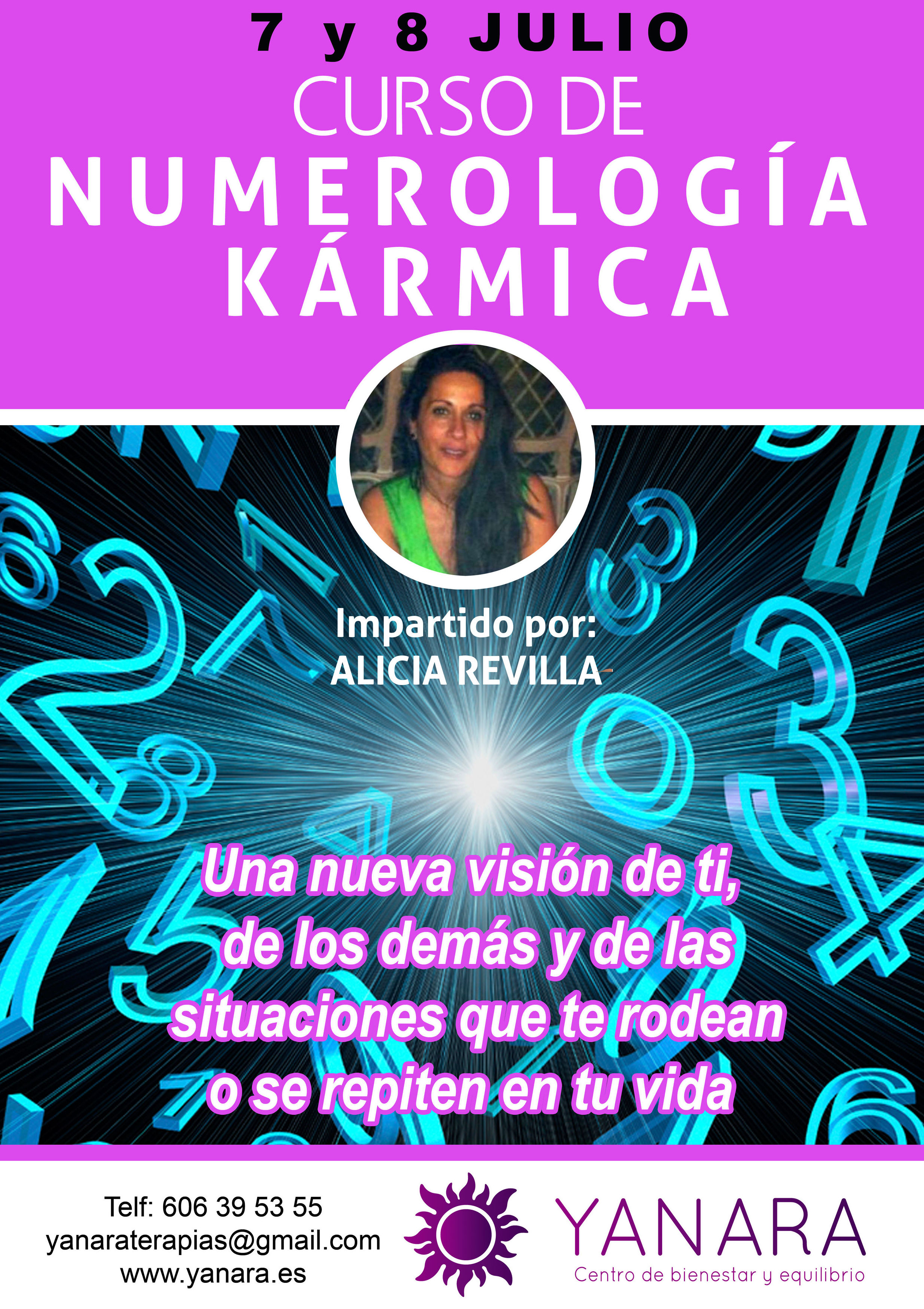 CURSO DE NUMEROLOGIA KARMICA